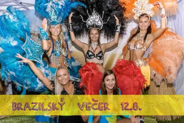 MHF 2016: BRAZILSKÝ VEČER