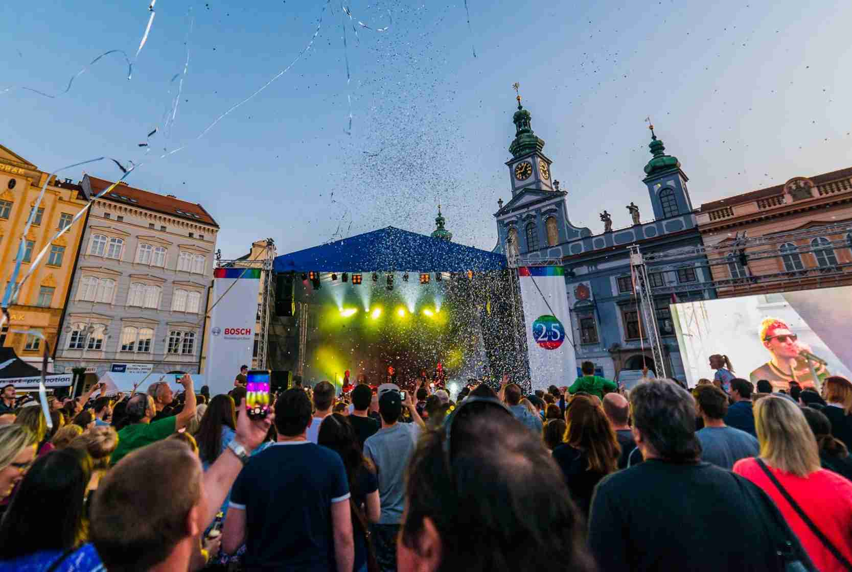 (Czech) BOSCHský OPEN AIR FESTIVAL 2017