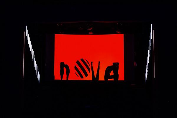 TV NOVA 25 galaevent & multimedia show MAKING OF